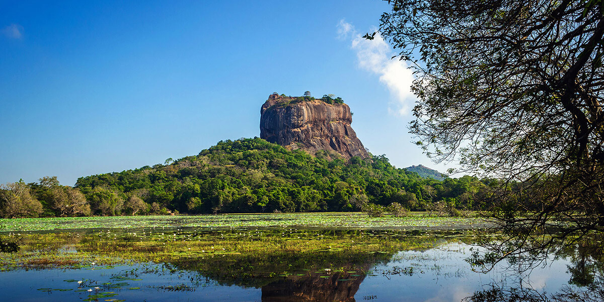 Trincomale/Koneshwaram Temple and Shankari Devi Temple/Sigiriya